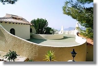 Villa in Altea Spanien