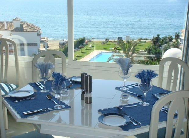 Apartment in Estepona Südspanien