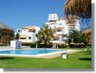 Estepona Apartment am Meer an der Costa del Sol