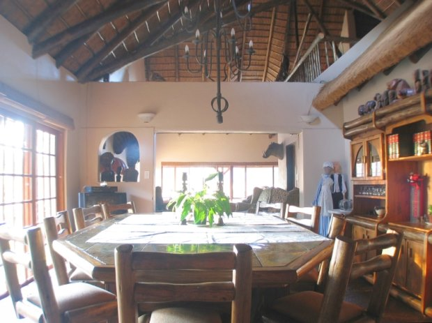 Lodge in Nordwest Südafrika