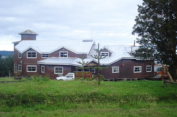 Villa in Chile auf Isla Grande de Chiloe