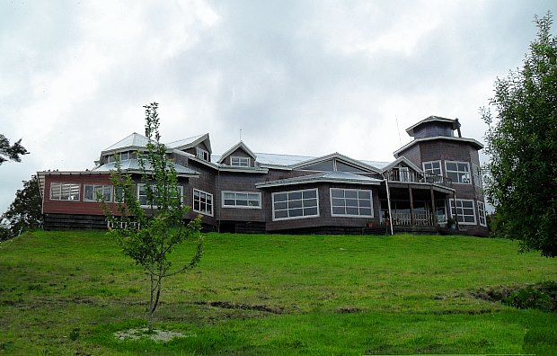 Landhausvilla in Chile auf Isla Grande de Chiloe