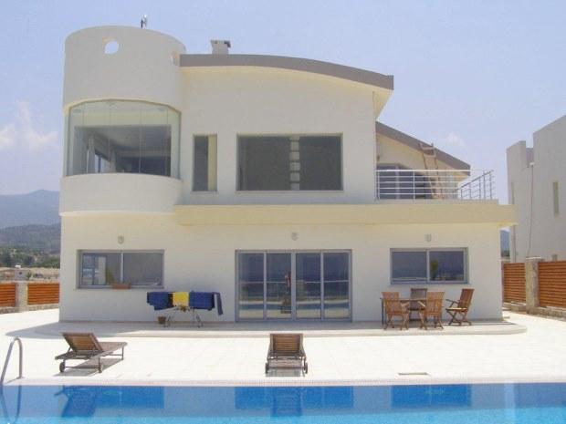 Nord zypern villa ferienhaus am meer mit pool und for Ferienhaus zypern