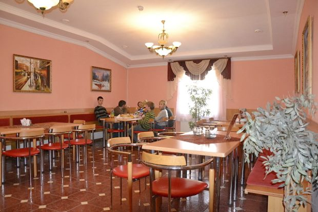 Restaurant in Kizman