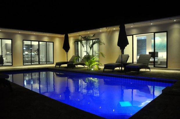 Luxus-Villa in Galu Beach Kenia vom Immobilienmakler kaufen