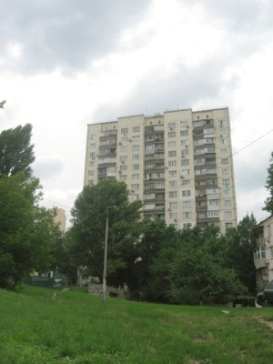 Apartmenthouse in der Ostrovskovo mit dem Apartment