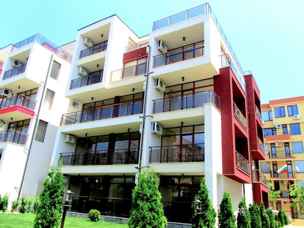 Apartments bei Nessebar