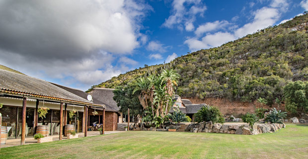 Game Lodge Baviaanskloof Südafrika