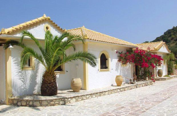 villa auf zakynthos mit meerblick kaufen einfamilienhaus. Black Bedroom Furniture Sets. Home Design Ideas