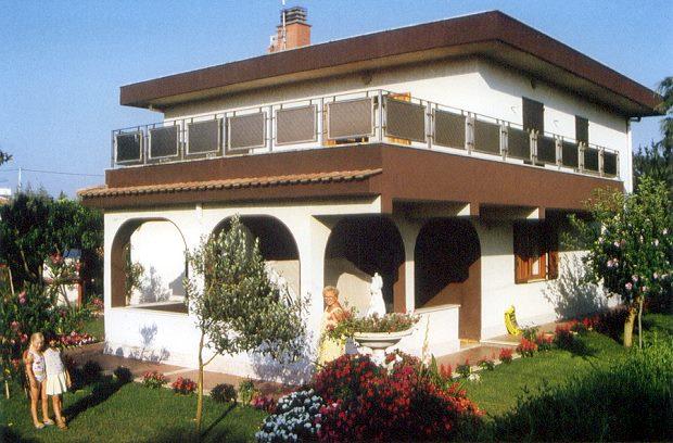 haus villa in nettuno bei rom zum kaufen vom immobilienmakler einfamilienh user italien. Black Bedroom Furniture Sets. Home Design Ideas