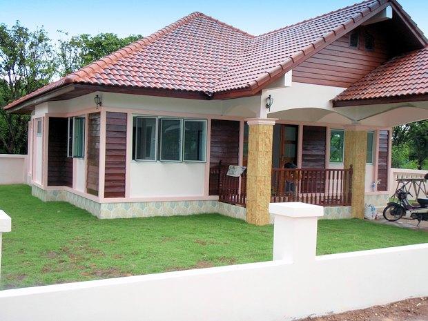 Ferienhaus Bungalow in Nordthailand zum Kaufen vom